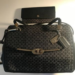 Coach Madison Madeline Handbag